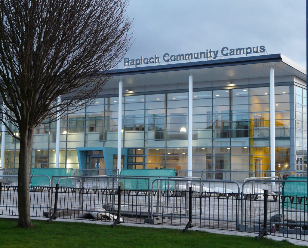 Raploch Community Campus