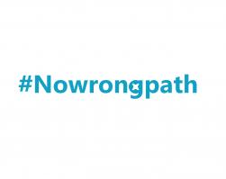 Lauren + Alister's #NoWrongPath