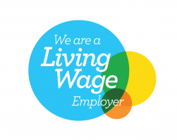 Stirling Community Enterprise celebrates commitment to Real Living Wage