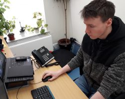 Sean's Modern Apprenticeship