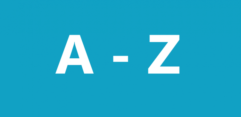 A-Z Guide of Stirling Community Enterprise!